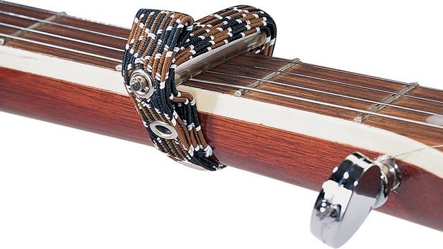 Jim Dunlop Russell 7828 Capo-Banjo/Ukl