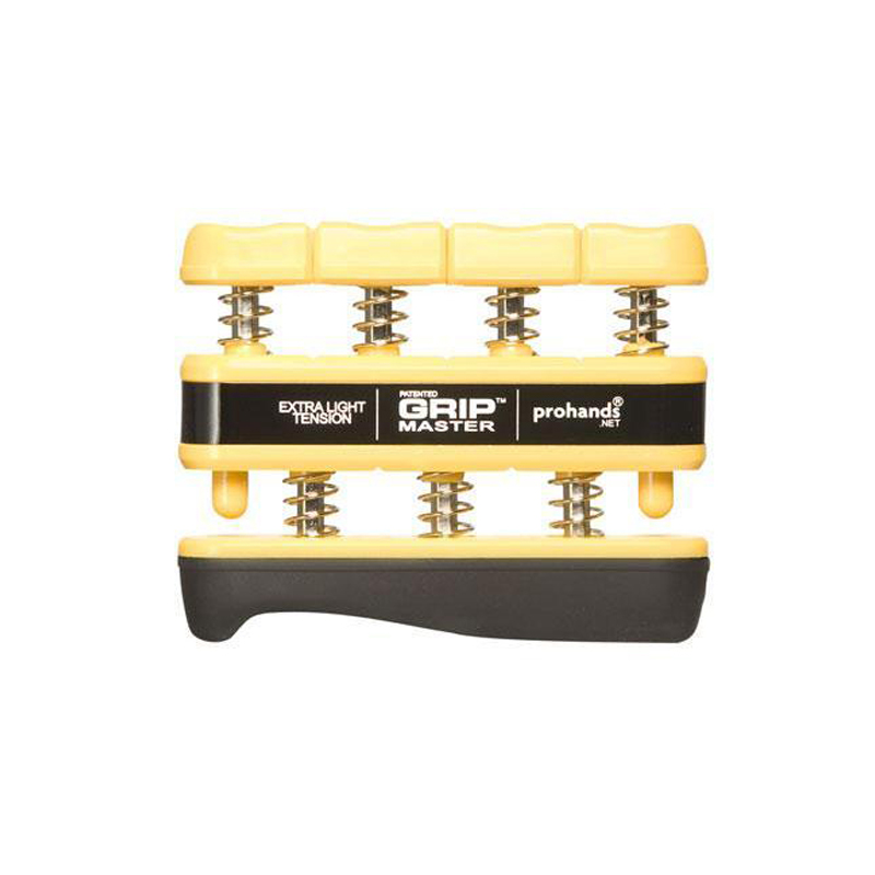 Prohands Gripmaster - Extra Light Tension (Yellow)