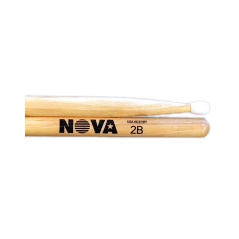 Vic Firth Nova 2B Nylon Tip