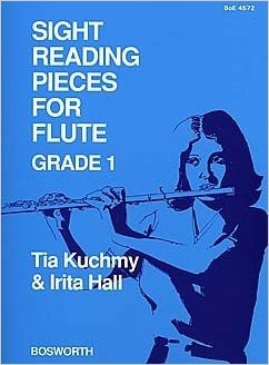 Sight Reading Pieces for Flute Grade 1
