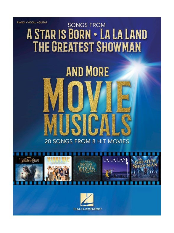 Songs From the Musicals Piano Voice Guitar
