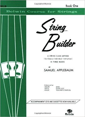 String Builder Vol. 1 (Cello)