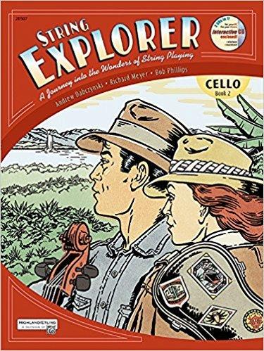 String Explorer Vol. 2 (Cello)