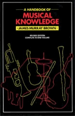 Handbook Of Musical Knowledge