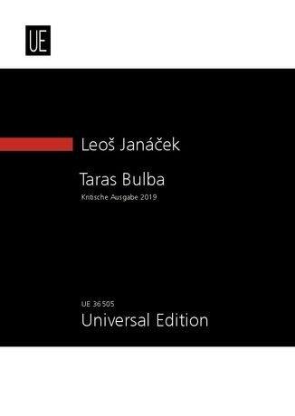 Taras Bulba Study Score Critical edition 2019