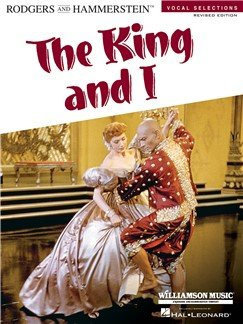The King and I - Revised Edition Vocal Selections