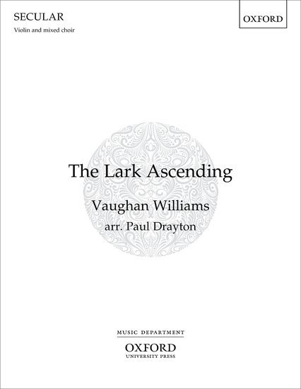 The Lark Ascending for violin and mixed choir