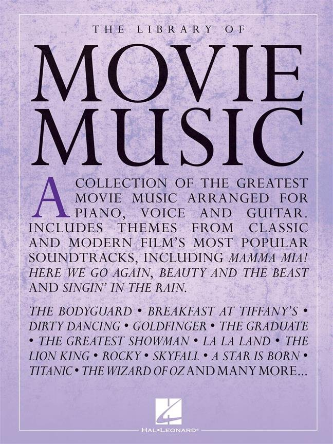 The Library of Movie Music