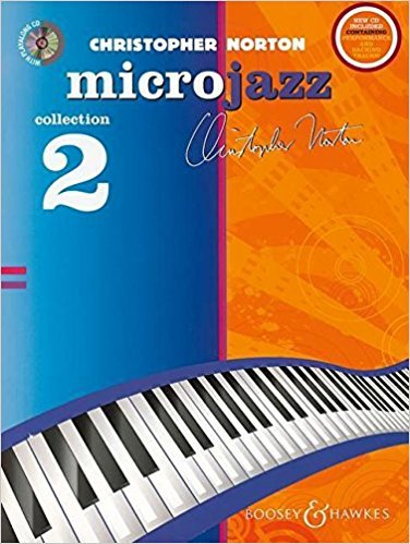 ABRSM Grade 3 Christopher Norton Micro Jazz Coll 2