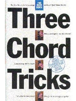 Three Chord Tricks: The Blue Book