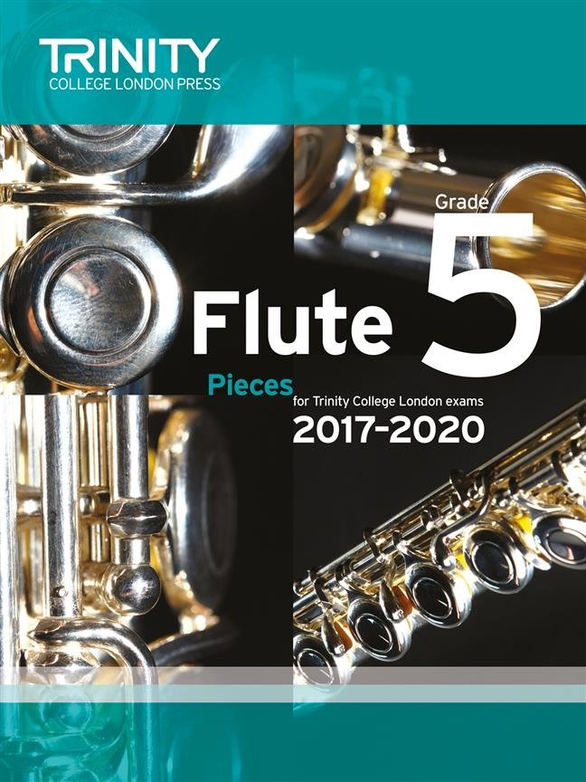 Trinity Flute 2017-2020 Grade 5 (score and part)