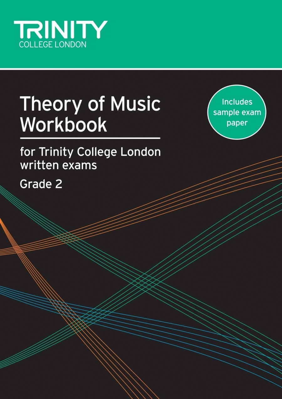 Trinity Theory of Music Workbook Grade 2