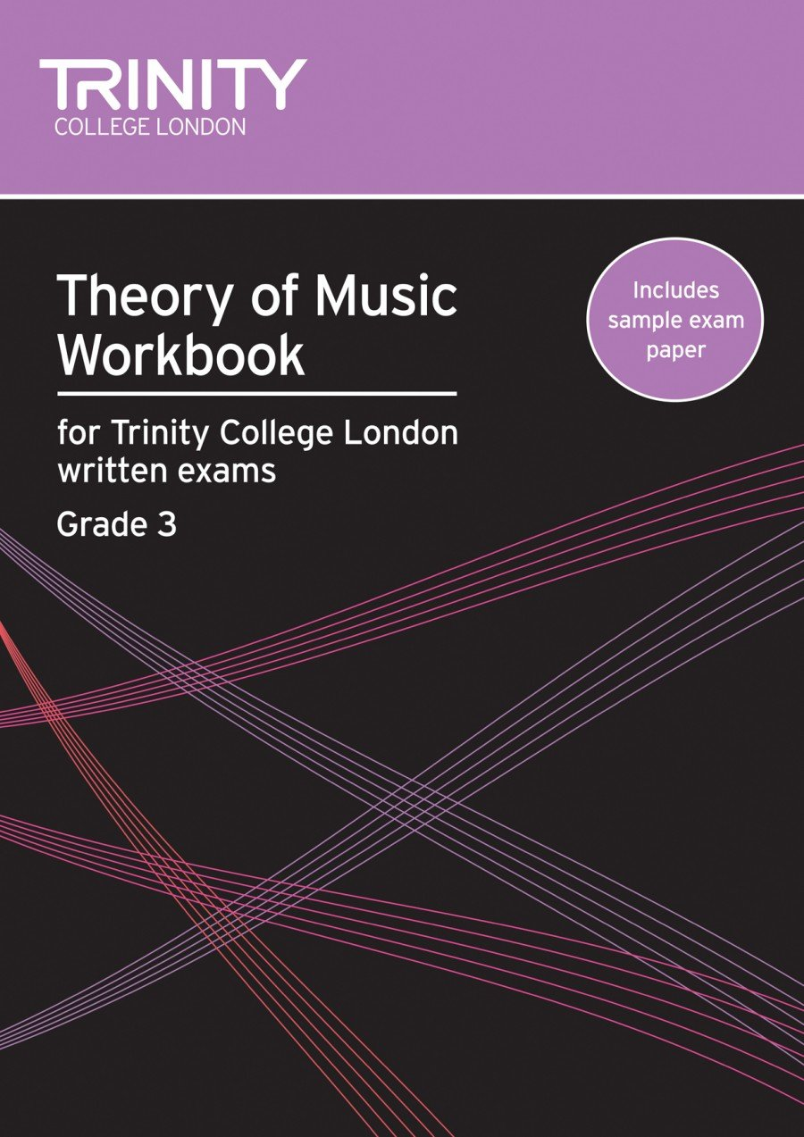 Trinity Theory of Music Workbook Grade 3