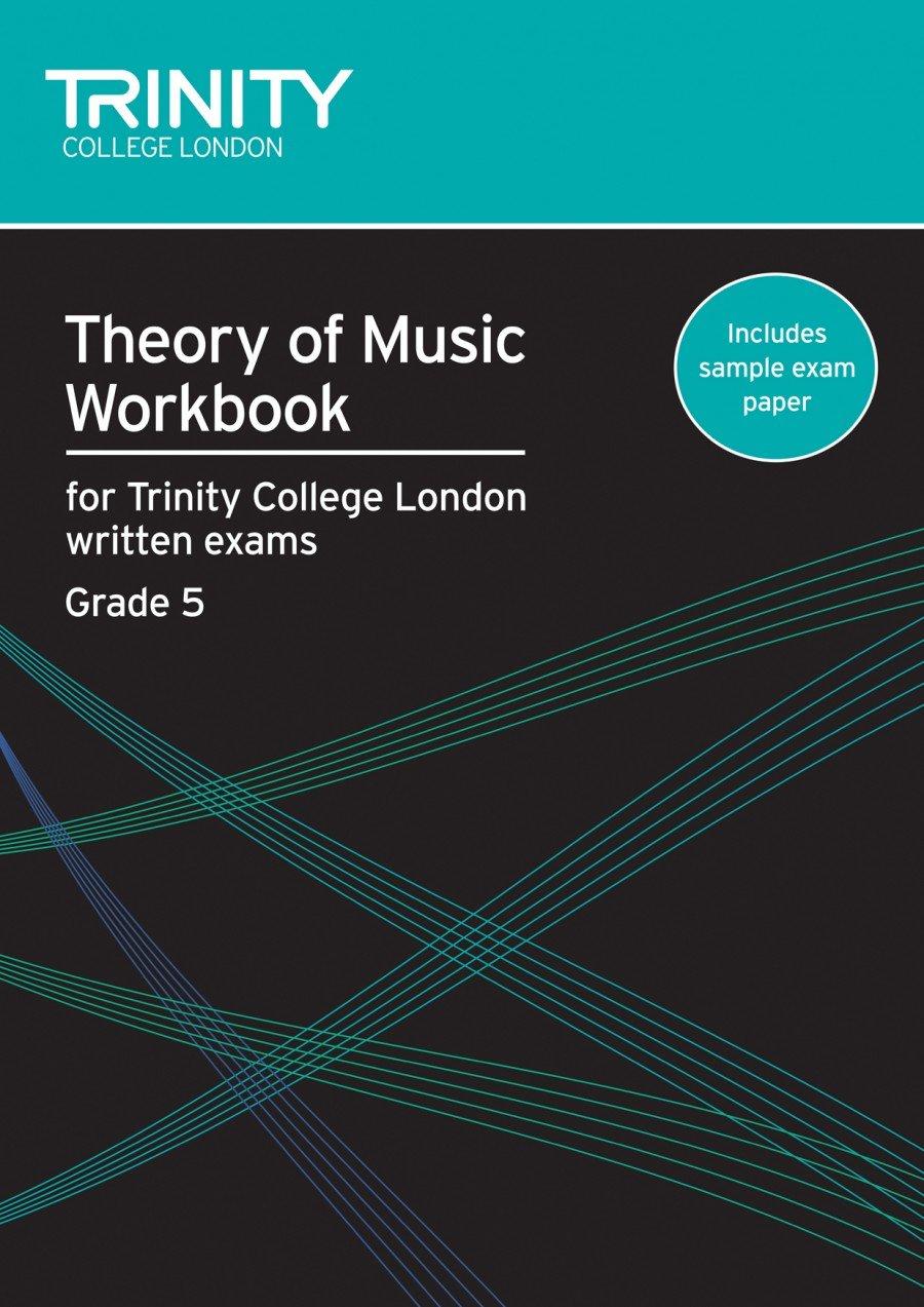 Trinity Theory of Music Workbook Grade 5