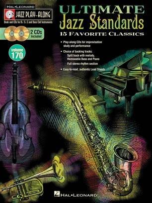 Ultimate Jazz Standards - Jazz Play-Along