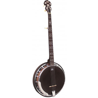 Barnes and Mullins Banjo 5 String Electro. Rathbone Model