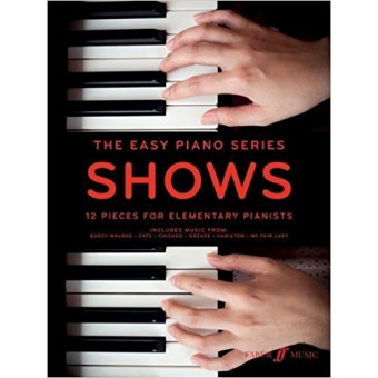 The Easy Piano Series - Shows