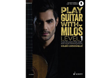 Schott Guitar Tutor Milos